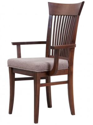 Essex Arm Chair by Woodworks | Solid Wood Furniture Manufacturing