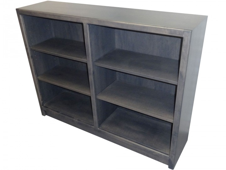 Contemporary Low Bookcase