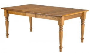 Reesor Table - solid wood, Canadian built