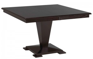 Shanghai Table - solid wood, Canadian built