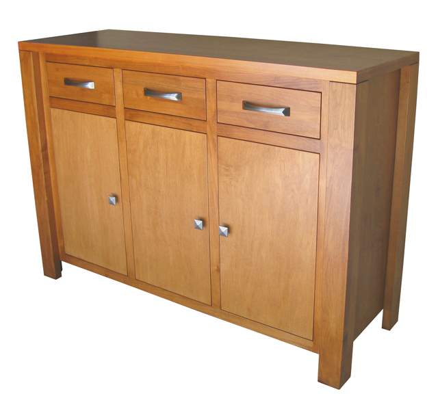 Boxwood Server- Solid wood, built to order, locally built, Canadian made, custom in-house design