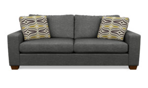 Cannon condo sofa made to order by Stylus Sofas of Burnaby, BC
