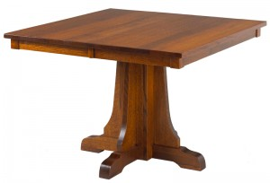 Eastwood Table - solid wood, Canadian made, custom made furniture
