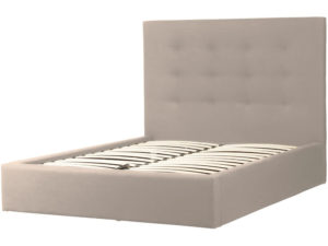 Fraser Bed - Van Gogh Designs, fully upholstered , locally built, Canadian made