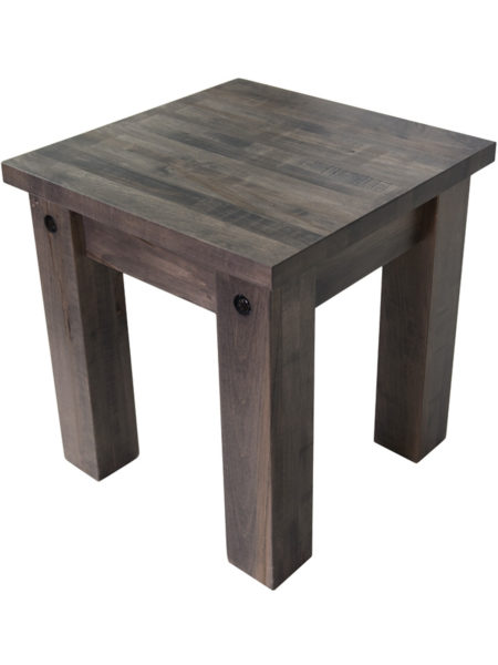 Hillcrest End Table
