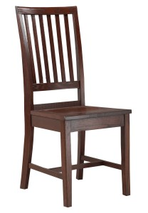 Hudson Dining Chair - solid wood, Canadian built