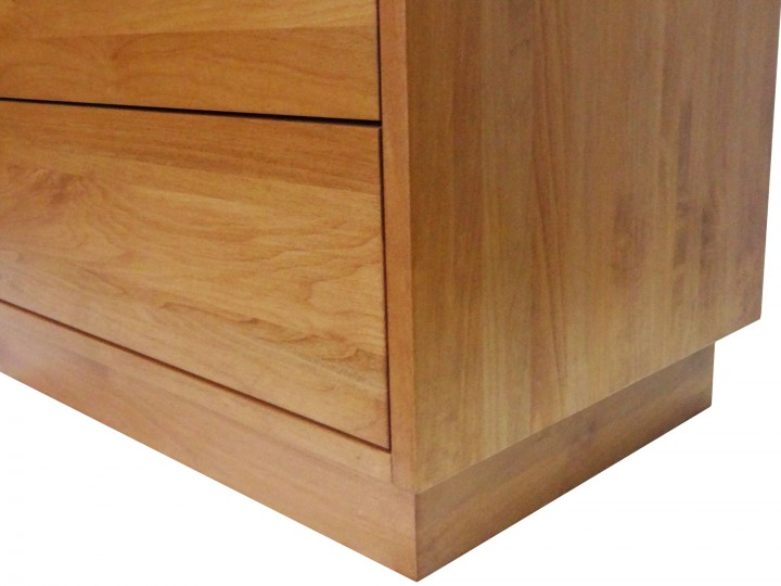 LA Lingerie Chest- solid wood, locally built, custom made to order in-house design furniture, Canadian made