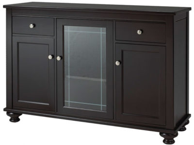 Lincoln Server - solid wood, Canadian made, custom made to order furniture