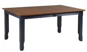 Martha's Vineyard Table - solid wood, Canadian built