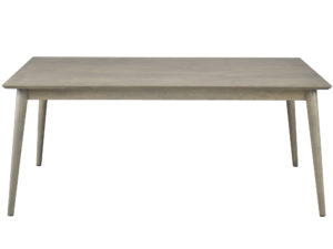 Simo table - solid wood, Canadian made