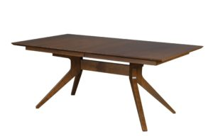 Skagen table - solid wood, Canadian made, custom made furniture
