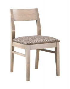 Stanford Dining Chair -solid wood, Canadian built, custom built furniture,