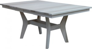 Stockholm dining table - Solid wood, Canadian made