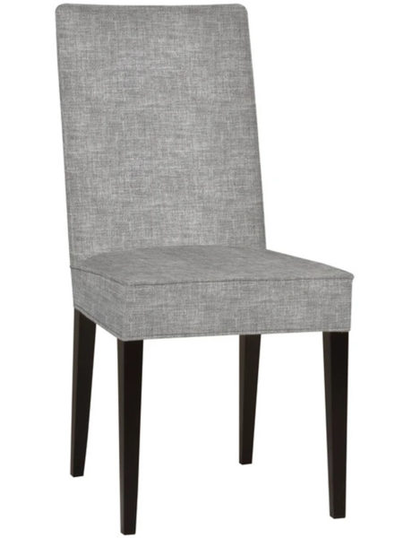 Alexander dining chair by Vangogh - solid wood, Canadian made, built to order