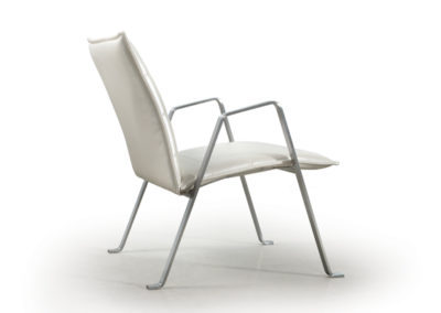 Envy Lounge Chair - welded steel frame, Canadian Made