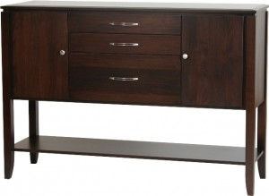 Newport Server - solid wood , locally built