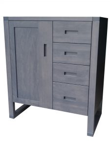 Tangent Condo Short Server - solid wood, locally built to order